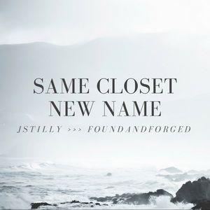 <<<Closet NAME CHANGE >>>